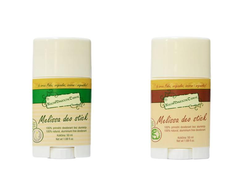 Prirodni dezodorans