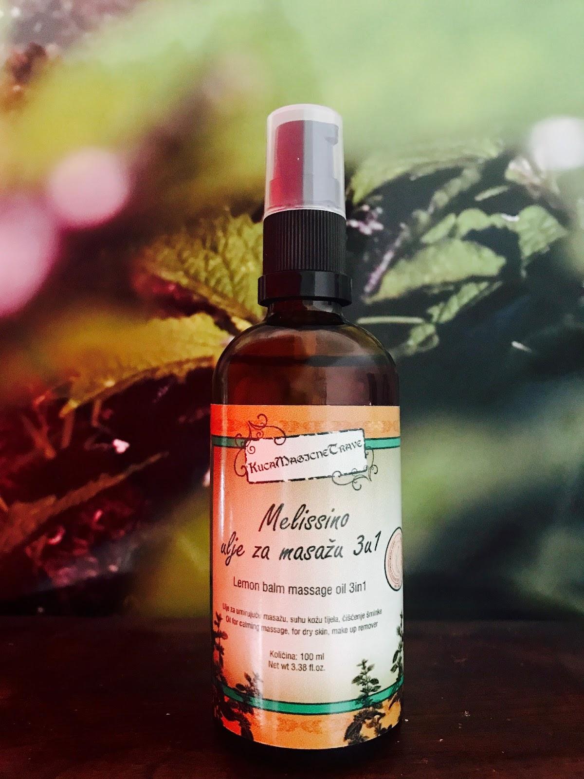 Čišćenje lica uljem