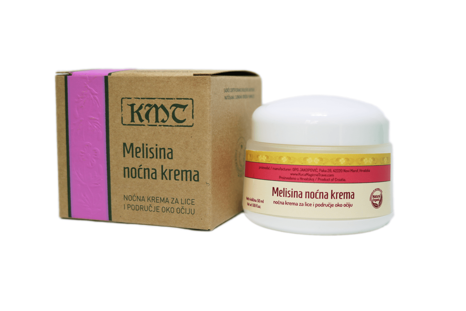 Night cream/ Noćna krema