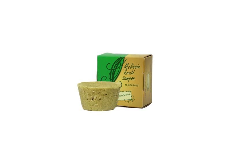 Solid shampoo for dry hair/ Kruti šampon za suhu kosu