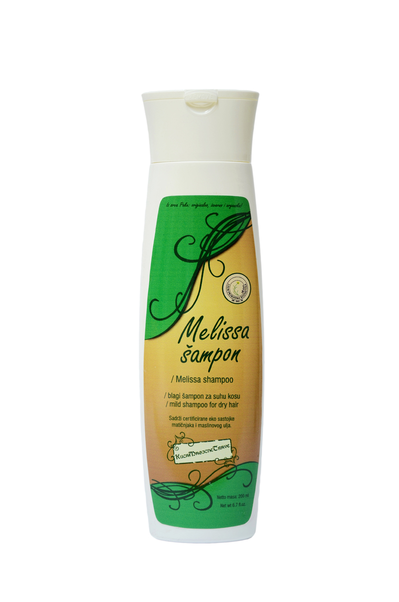 Shampoo for dry hair /Šampon za suhu kosu