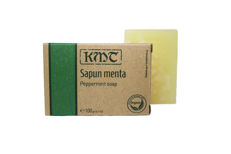 PEPERMINT SOAP / SAPUN MENTA