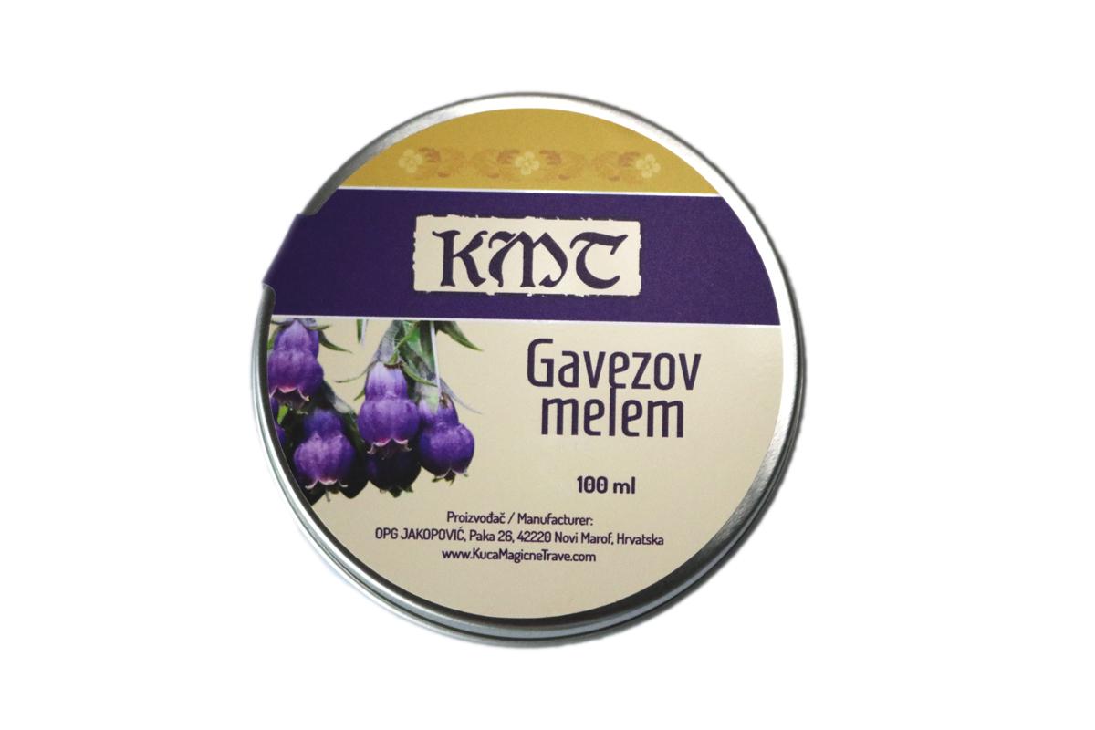 Comfrey balm / Gavezov melem
